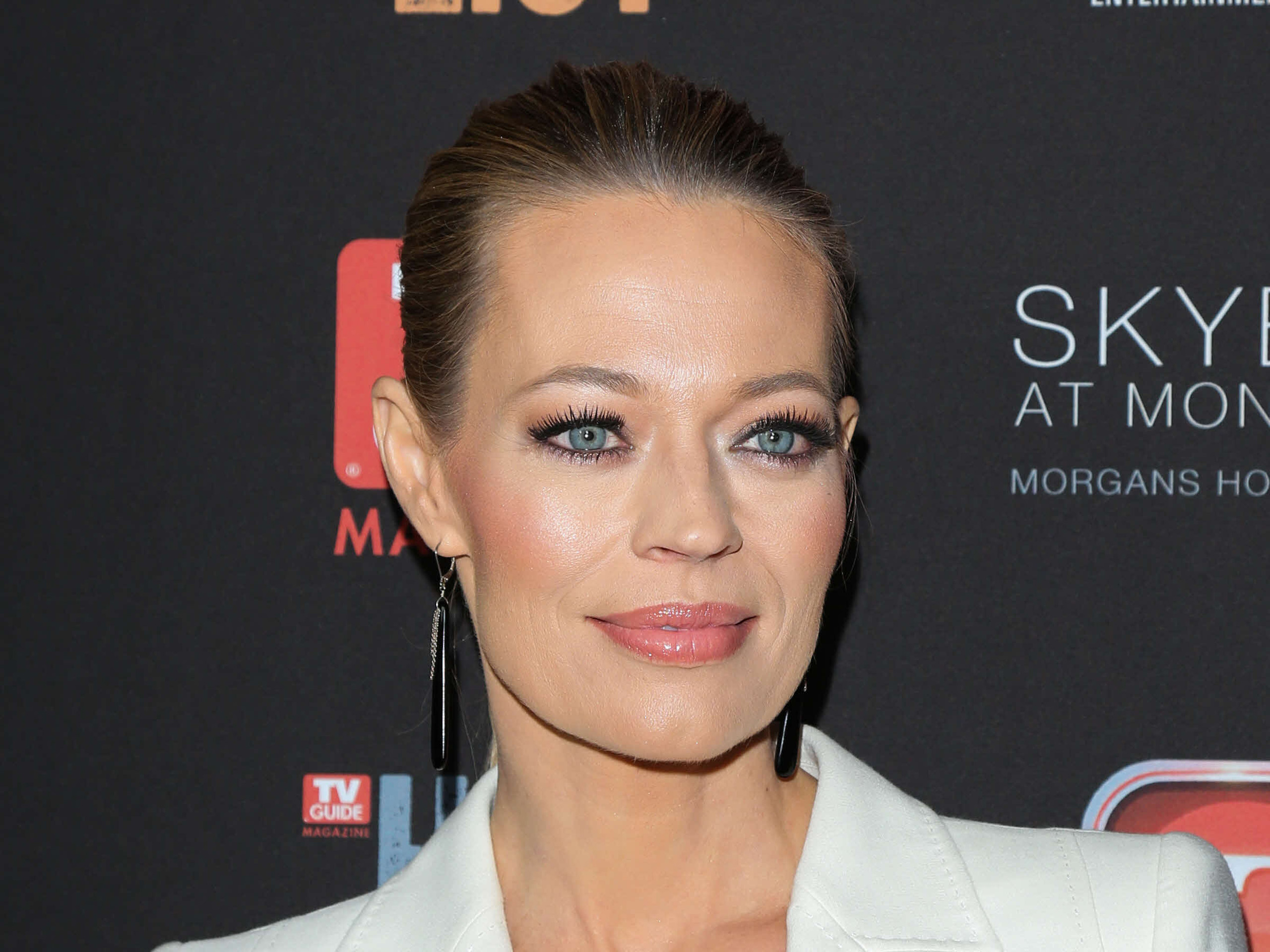 jeri ryan tv guide magazine2 hot list party in hollywood